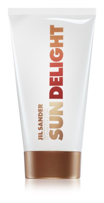 Jil Sander Sun Delight lapte de corp pentru femei 150 ml