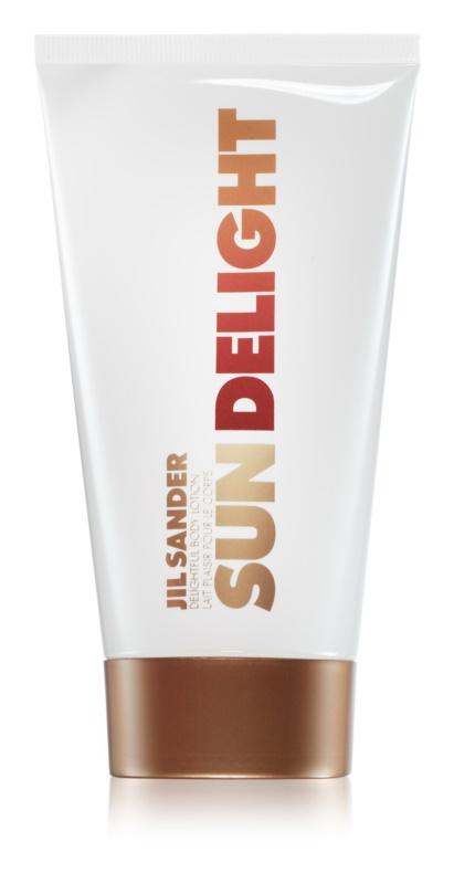 Jil Sander Sun Delight losjon za telo za ženske 150 ml