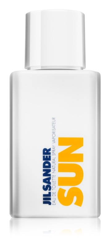 Jil Sander Sun Eau de Toilette for Women 75 ml