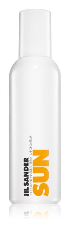 Jil Sander Sun deodorant Spray para mulheres 100 ml