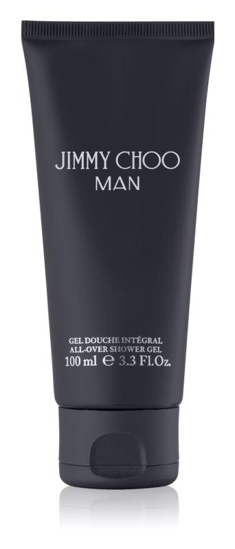 Jimmy Choo Man sprchový gél pre mužov 100 ml