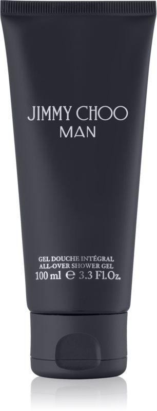 Jimmy Choo Man tusfürdő férfiaknak 100 ml