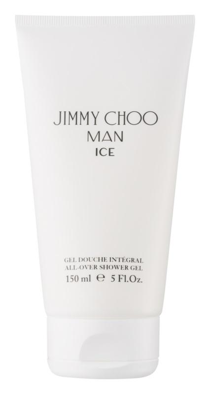 Jimmy Choo Man Ice gel douche pour homme 150 ml