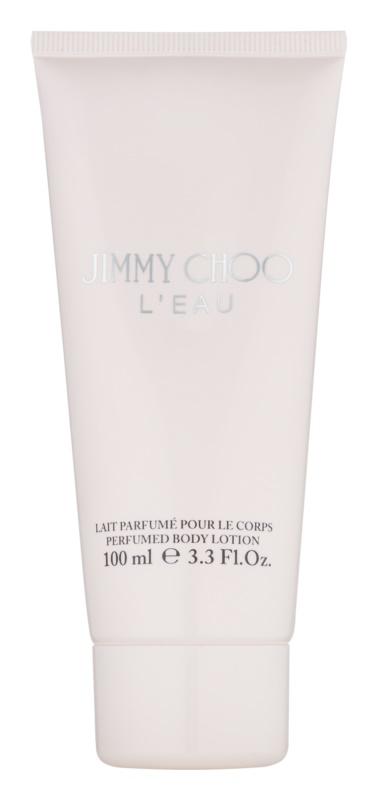 Jimmy Choo L'Eau Bodylotion  voor Vrouwen  100 ml