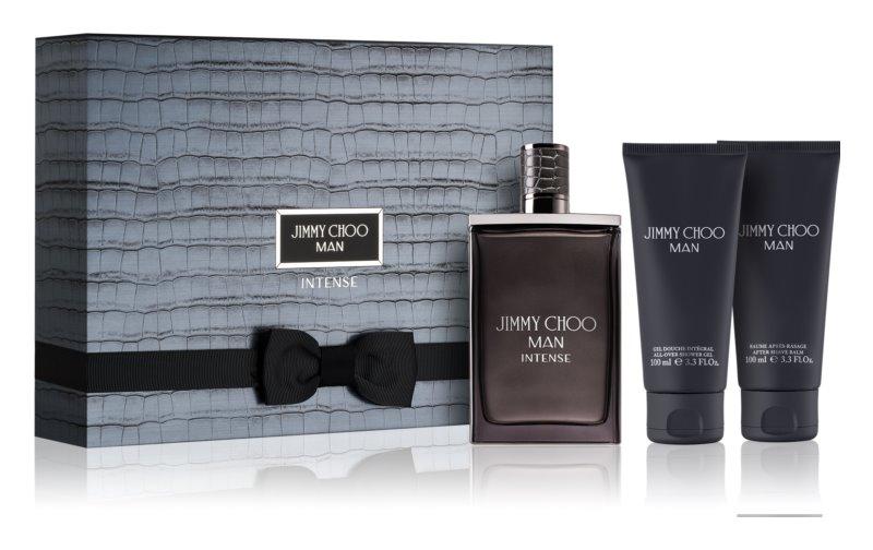 Jimmy Choo Man Intense Gift Set I.