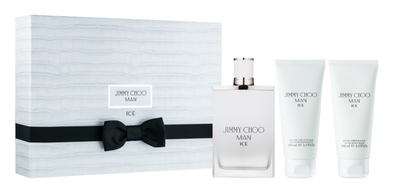 Jimmy Choo Man Ice coffret cadeau I.