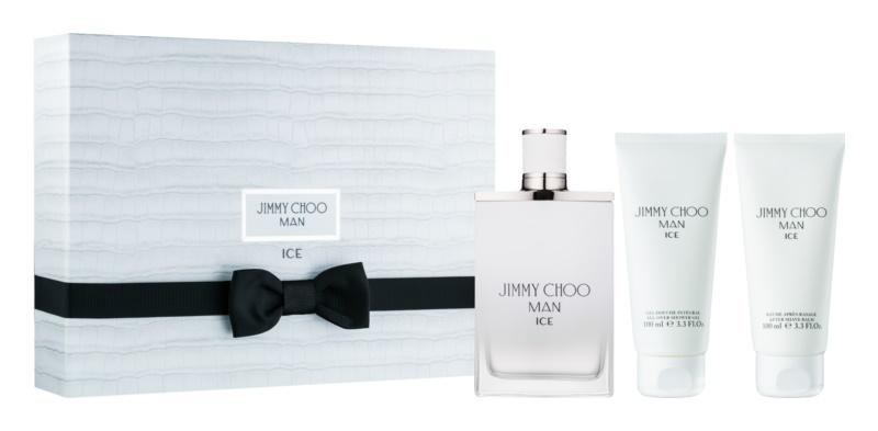 Jimmy Choo Man Ice darčeková sada I.