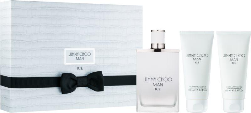 Jimmy Choo Man Ice dárková sada I.