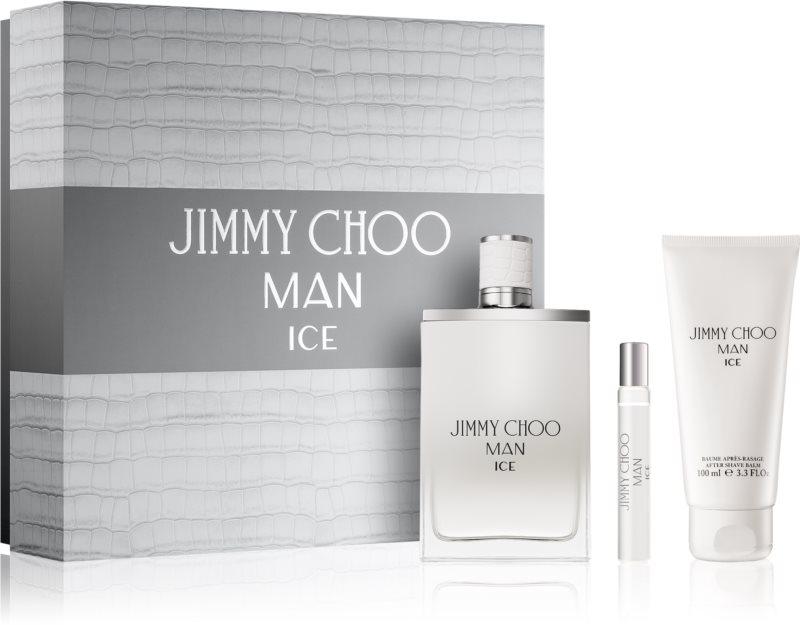 Jimmy Choo Man Ice darčeková sada II.