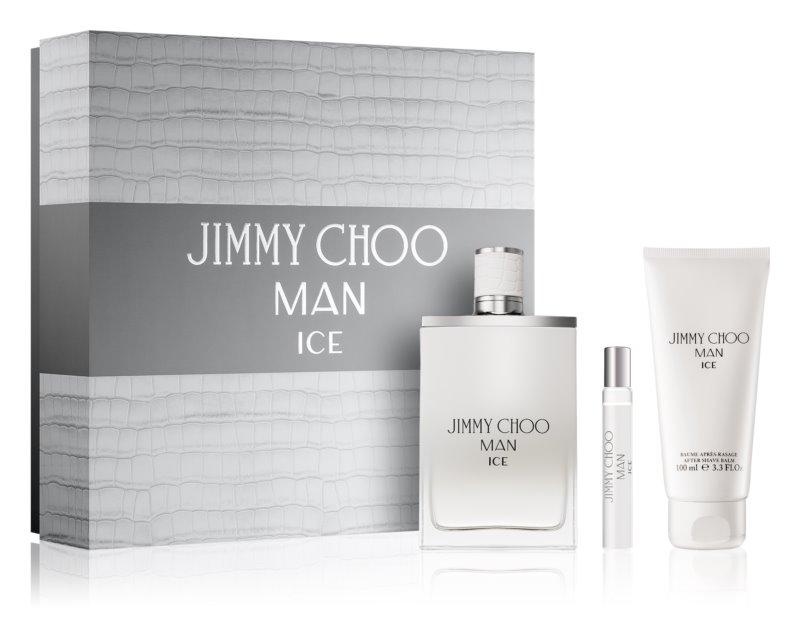 Jimmy Choo Man Ice dárková sada II.