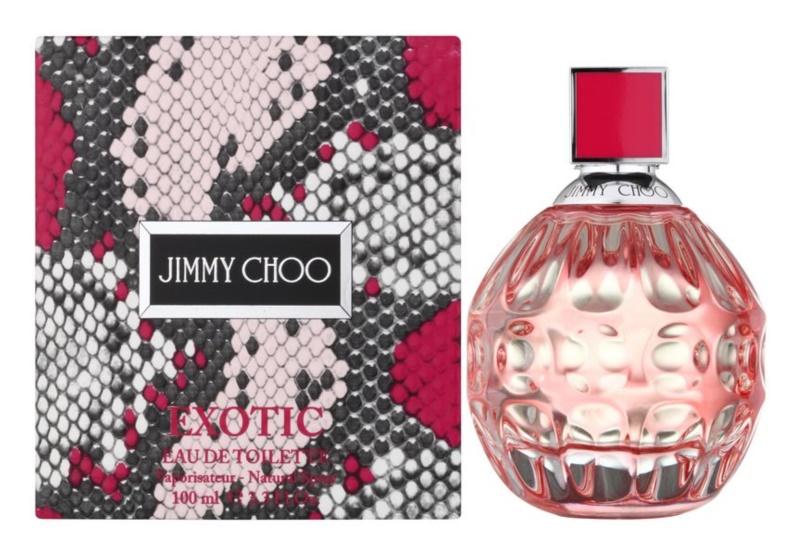 Jimmy Choo Exotic (2016) Eau de Toilette for Women 100 ml