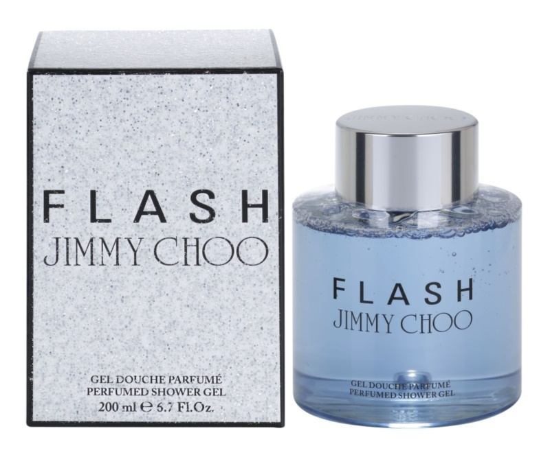 Jimmy Choo Flash Shower Gel for Women 200 ml