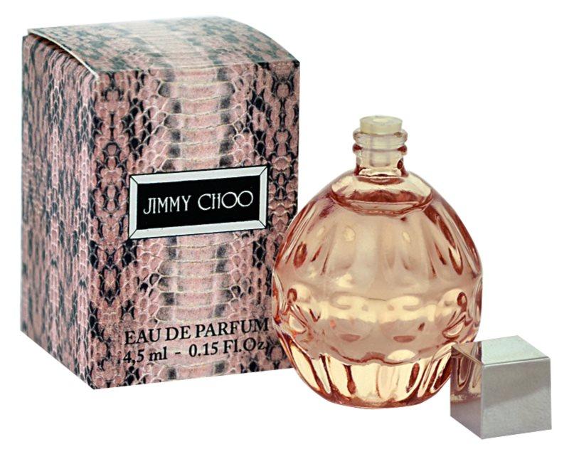 Jimmy Choo For Women eau de parfum pour femme 4,5 ml sans vaporisateur