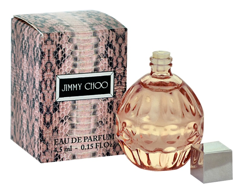 Jimmy Choo For Women parfumska voda za ženske 4,5 ml brez razpršilnika