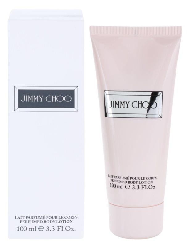 Jimmy Choo For Women telové mlieko pre ženy 100 ml