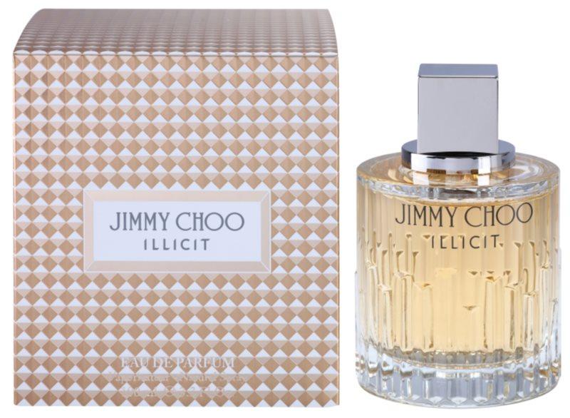 Jimmy Choo Illicit Eau de Parfum voor Vrouwen  100 ml