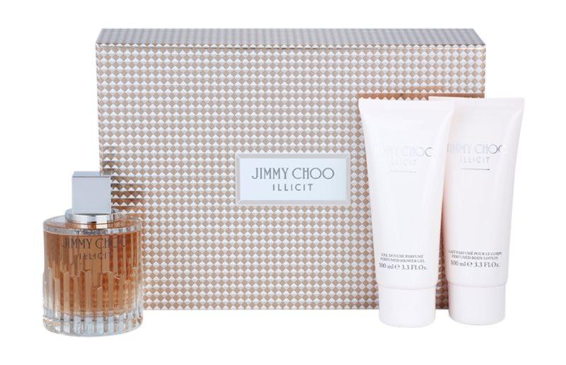 Jimmy Choo Illicit ajándékszett I.