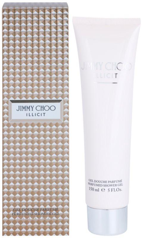 Jimmy Choo Illicit sprchový gél pre ženy 150 ml