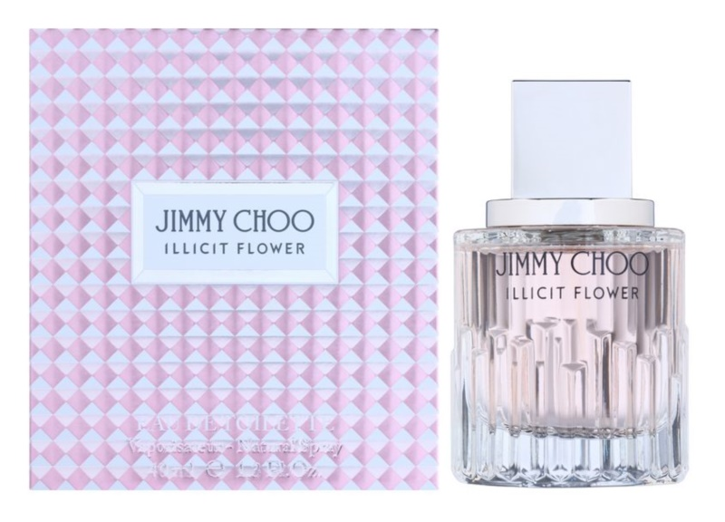 Jimmy Choo Illicit Flower eau de toilette nőknek 40 ml