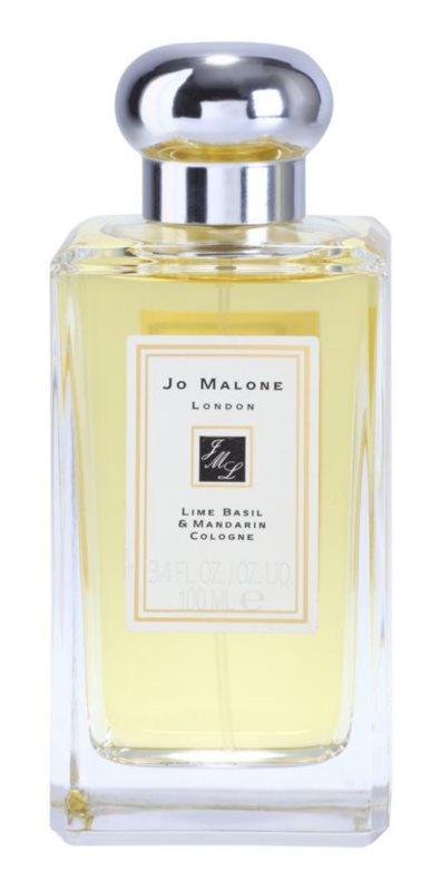 Jo Malone Lime Basil & Mandarin kolonjska voda uniseks 100 ml brez škatlice