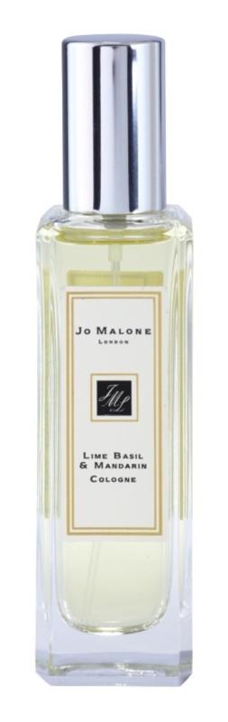 Jo Malone Lime Basil & Mandarin kolinská voda unisex 30 ml bez krabičky