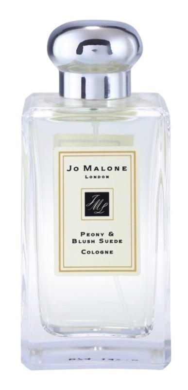 Jo Malone Peony & Blush Suede Eau de Cologne para mulheres 100 ml sem embalagem