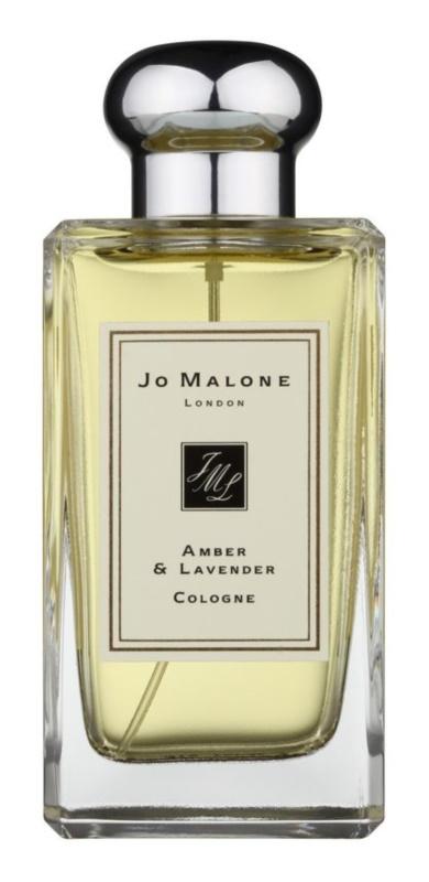 Jo Malone Amber & Lavender Eau de Cologne para homens 100 ml