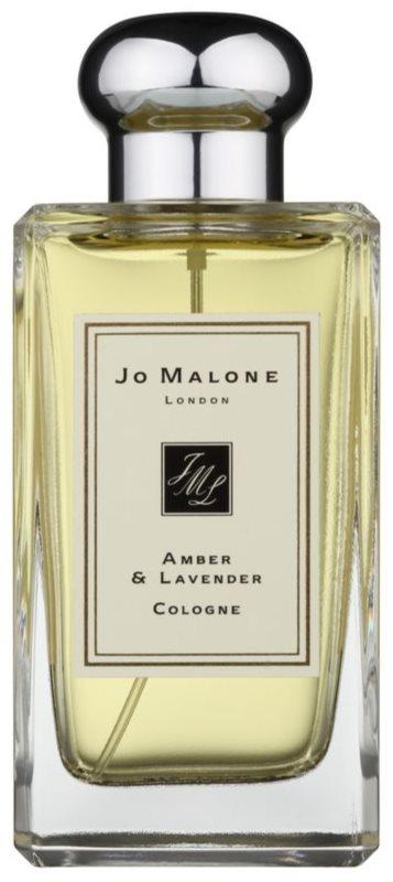 Jo Malone Amber & Lavender Eau de Cologne voor Mannen 100 ml