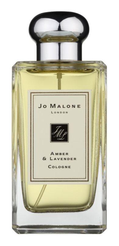 Jo Malone Amber & Lavender kolínská voda pro muže 100 ml