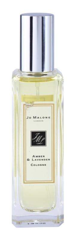 Jo Malone Amber & Lavender eau de Cologne pour homme 30 ml sans boîte