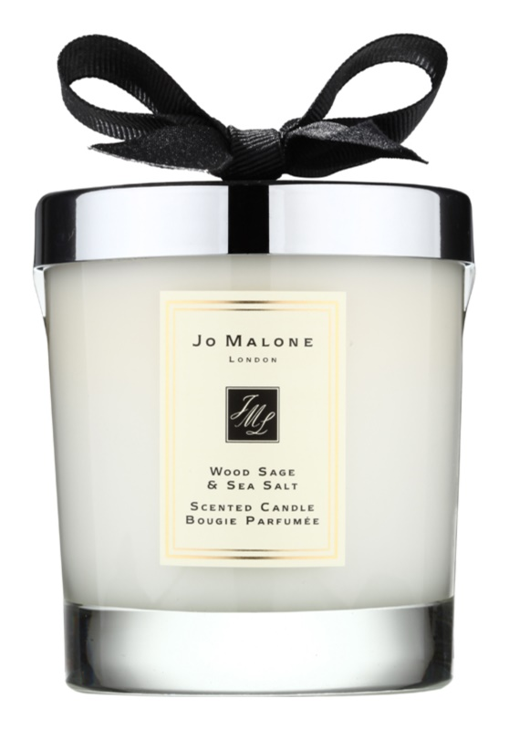 Jo Malone Wood Sage & Sea Salt vela perfumado 200 g