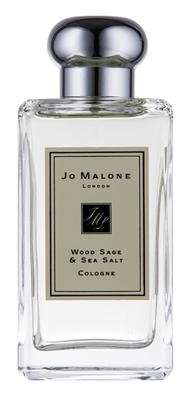 Jo Malone Wood Sage & Sea Salt Eau de Cologne unissexo 100 ml sem embalagem