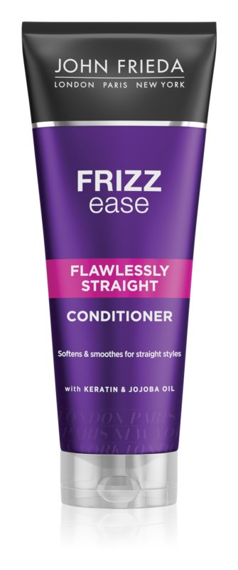 John Frieda Frizz Ease Flawlessly Straight Conditioner To Smooth Hair