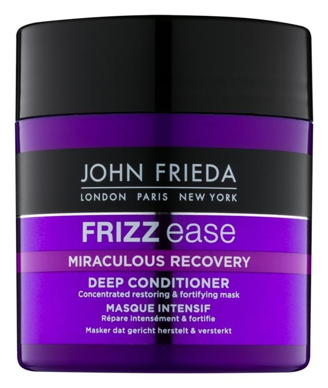 John Frieda Frizz Ease Miraculous Recovery mascarilla reparadora y revitalizante para cabello
