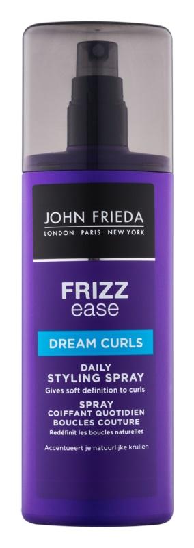 John Frieda Frizz Ease Dream Curls стайлінговий спрей для дефініції локонів
