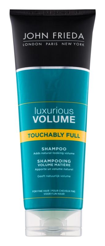 John Frieda Luxurious Volume Touchably Full Shampoo für mehr Volumen