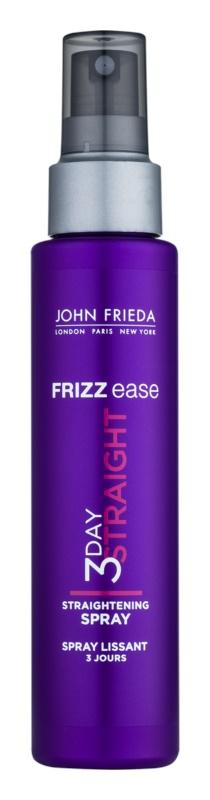 John Frieda Frizz Ease 3Day Straight Spray pentru îndreptarea părului