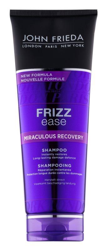 John Frieda Frizz Ease Miraculous Recovery obnovitveni šampon za poškodovane lase
