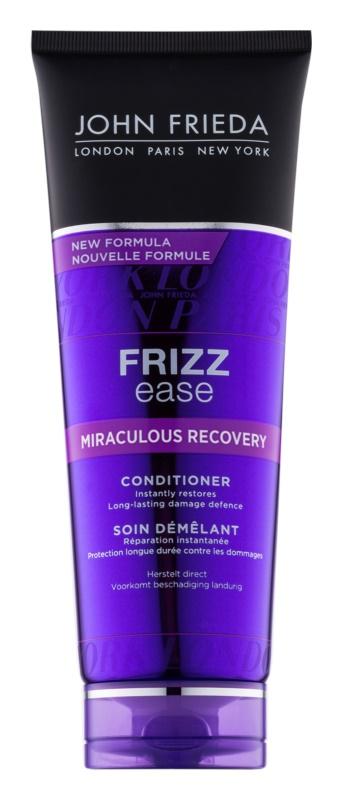 John Frieda Frizz Ease Miraculous Recovery obnovujúci kondicionér pre poškodené vlasy