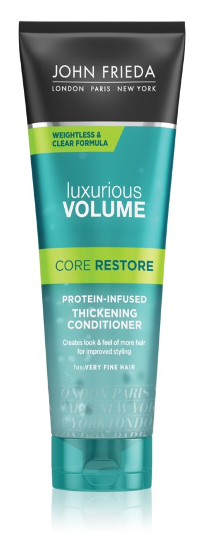 John Frieda Luxurious Volume Core Restore Volume Conditioner for Fine Hair