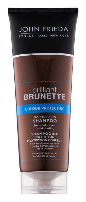 John Frieda Brilliant Brunette Colour Protecting hydratačný šampón