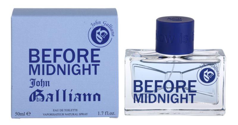 John Galliano Before Midnight toaletná voda pre mužov 50 ml