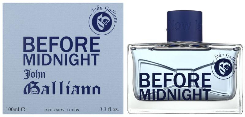 John Galliano Before Midnight woda po goleniu dla mężczyzn 100 ml