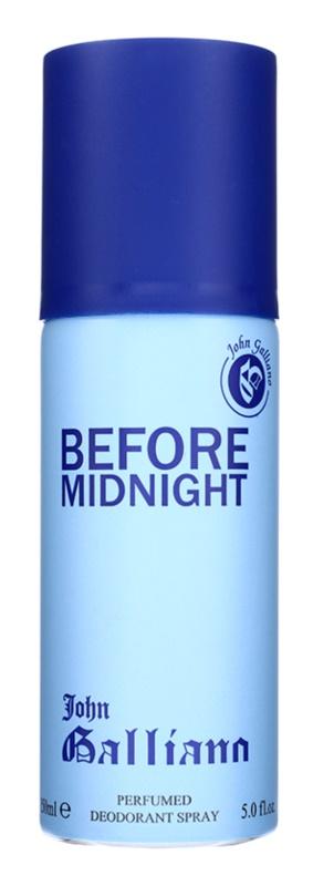John Galliano Before Midnight dezodor férfiaknak 150 ml