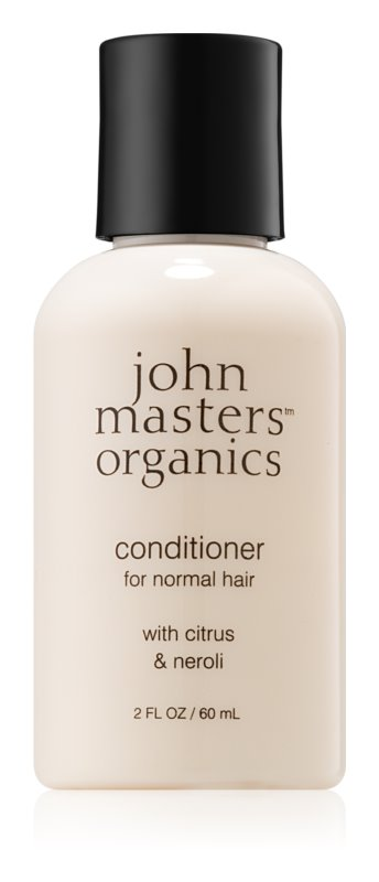 John Masters Organics Citrus & Neroli tekutý organický kondicionér na normálne vlasy