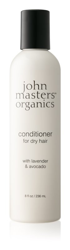 John Masters Organics Lavender & Avocado kondicionér pro suché a poškozené vlasy