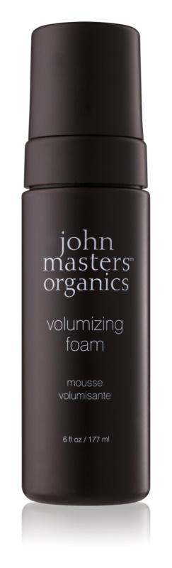 John Masters Organics Styling pěna na vlasy pro objem