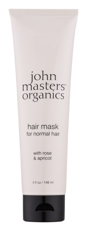 John Masters Organics Rose & Apricot maska za lase