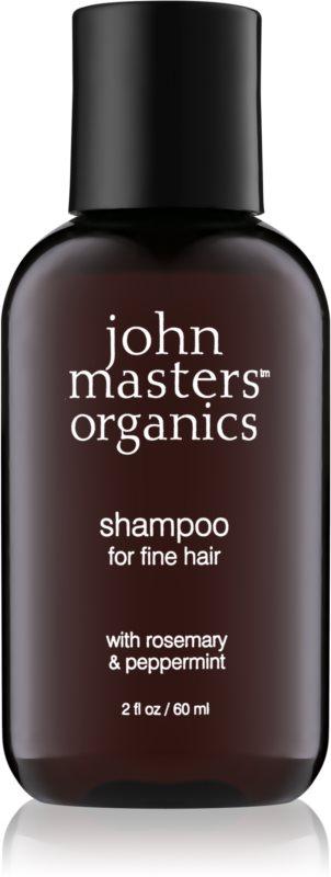 John Masters Organics Rosemary & Peppermint šampon za tanke lase