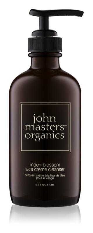 John Masters Organics Dry to Mature Skin čisticí krém